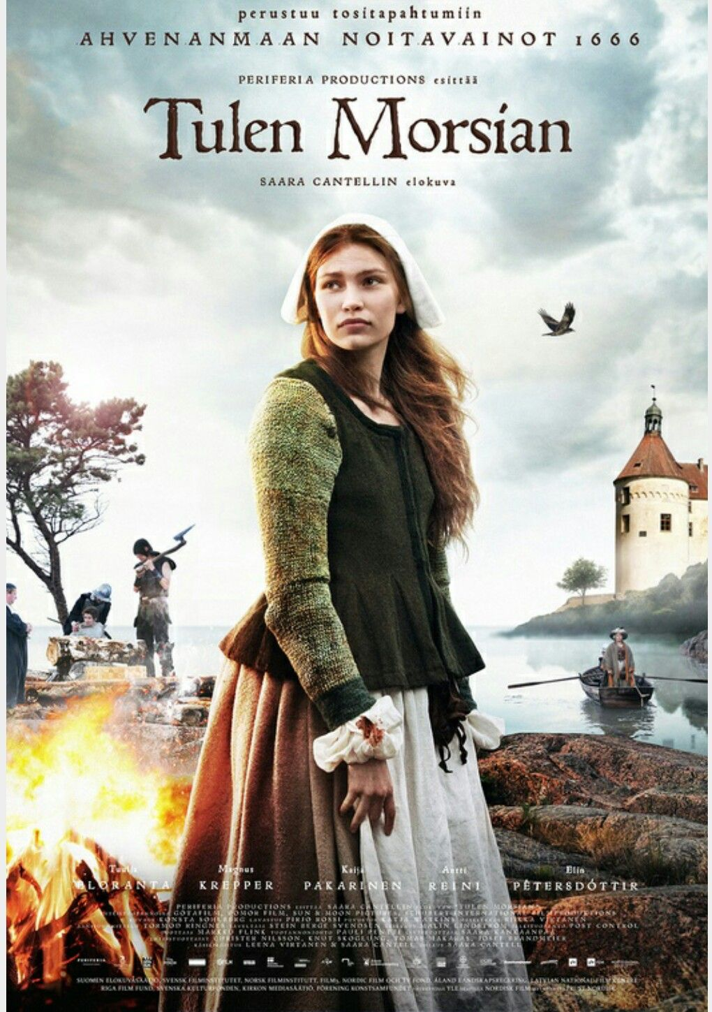Devils Bride A True Story Netflix On A Small Finnish Island In 1666 A Teenage Girl In Love Whit A Married Fisherman Be Bride Movies Full Movies Online Free