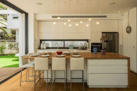 Resultado De Imagem Para Cozinha Aberta Com Ilha Para Sala