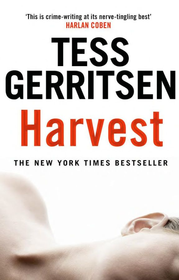 Harvest - Tess Gerritsen Books and Movies Pinterest Tess
