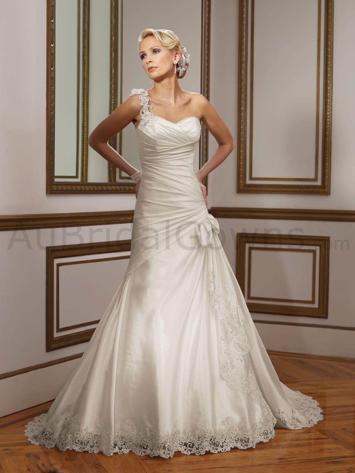 Taffeta Strapless Sweetheart Detachable Lace Bodice Mermaid Wedding Strapless Wedding Dress Sweetheart Sophia Tolli Wedding Dresses Asymmetrical Wedding Dress [ 1600 x 1201 Pixel ]