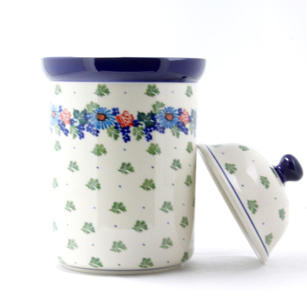 Handmade Ceramic Jar with Lid | Ceramic jars
