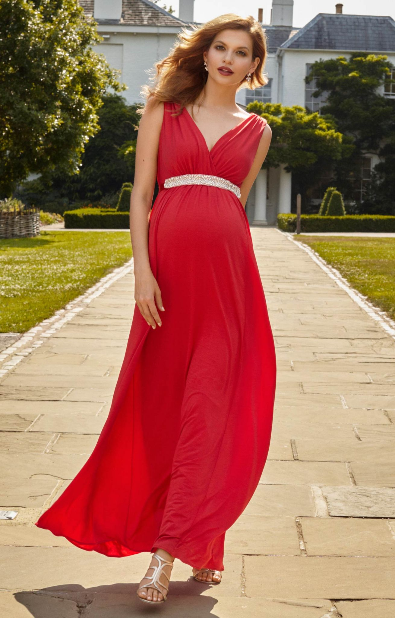 Red Maternity Wedding Dresses - Wedding Dresses for Fall Check more ...