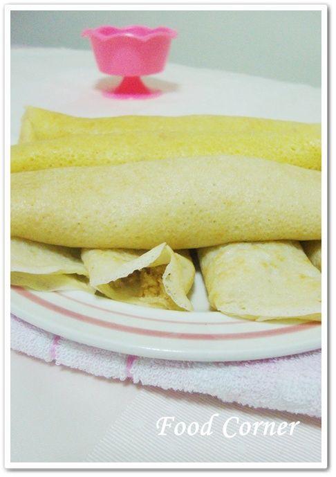 Malini S Kitchen Pancake
