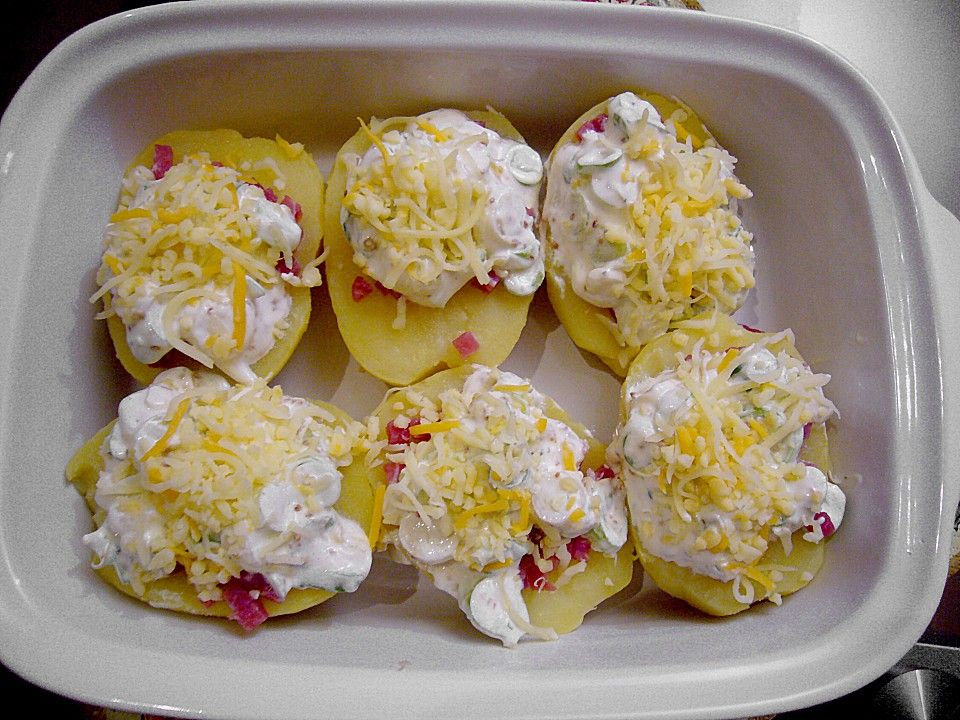 Photo of Coated baked potatoes from Koch-Muffel | chef