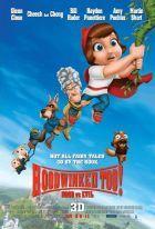 Hoodwinked Too Hood Vs Evil Películas De Animación Peliculas De Muñequitos El Niño Pelicula