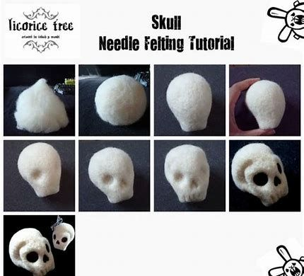 Image result for Needle Felted Cat Tutorial #needlefeltedcat