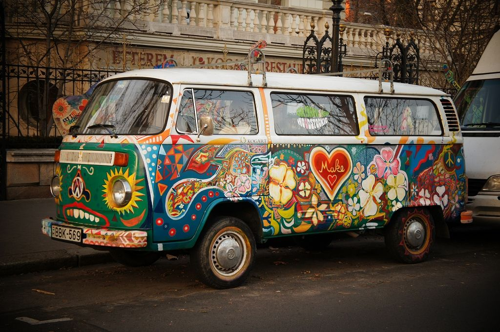 hippie van i. Black Bedroom Furniture Sets. Home Design Ideas