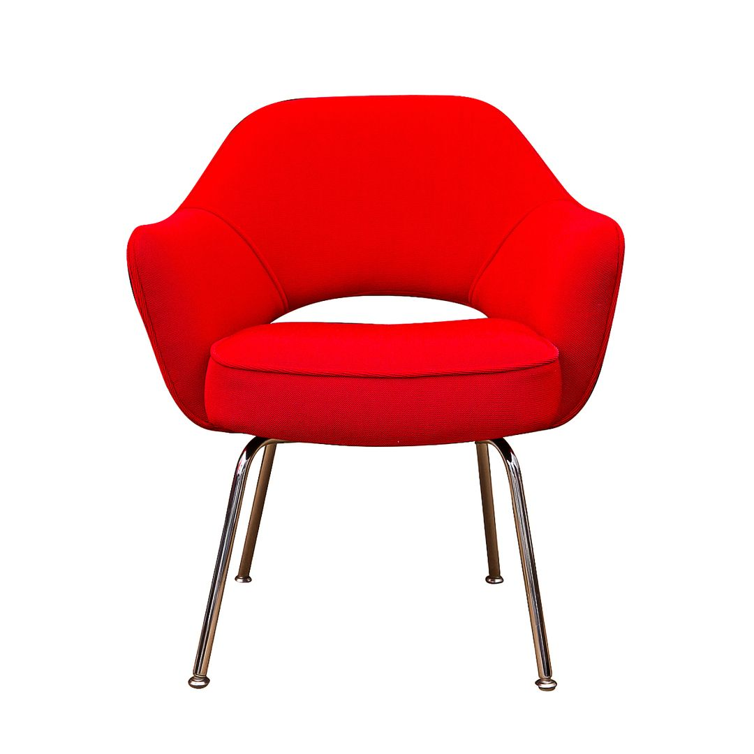 Saarinen Executive Armchair Furniture Armchair