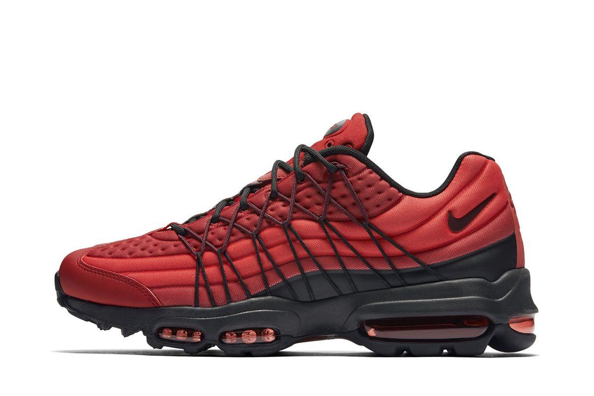"Preview: Nike Air Max 95 Ultra SE ""Gym Red"" - EU Kicks: Sneaker Magazine"