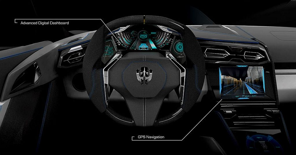 Lykan Hypersport Interior Cars Boats Bikes Cars Lykan