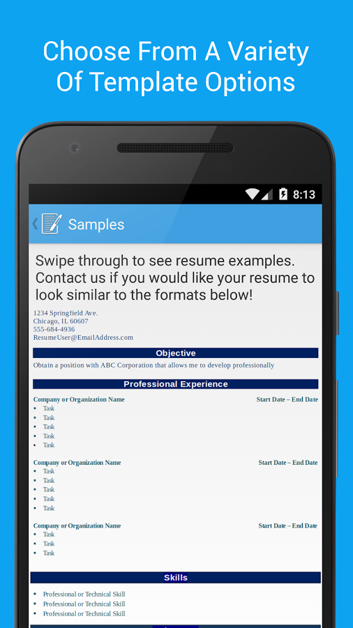 resume builder pro android apps google play app download apk | Home ...