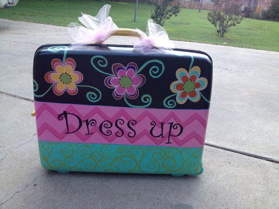Dress Up Suitcase