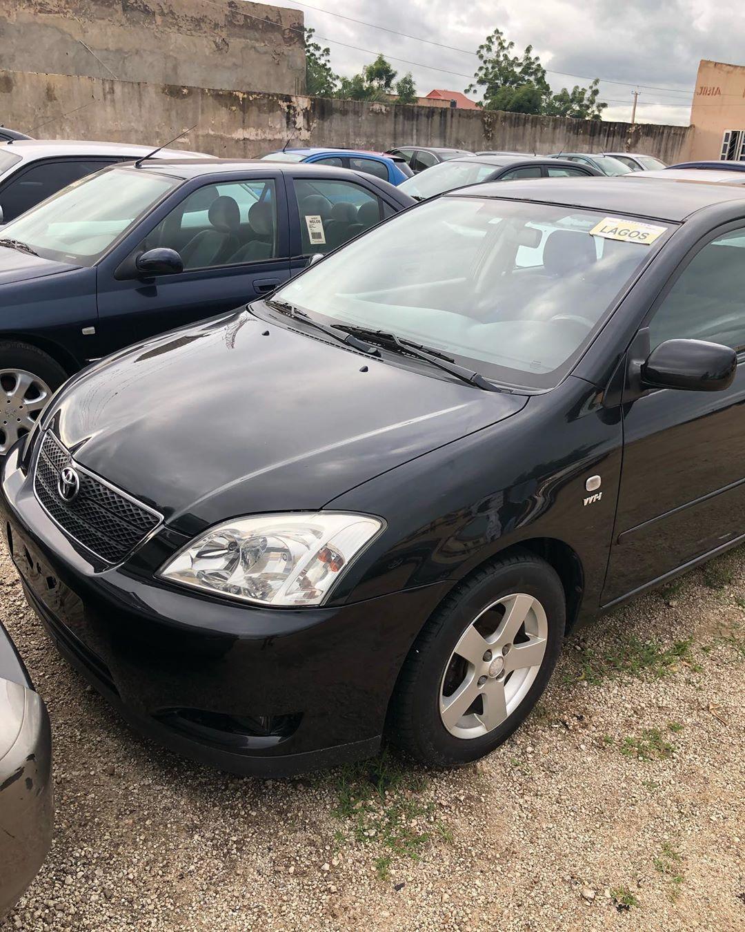 [组图/Carousel]ANOTHER ONE!!! Hatchback Toyota Corolla