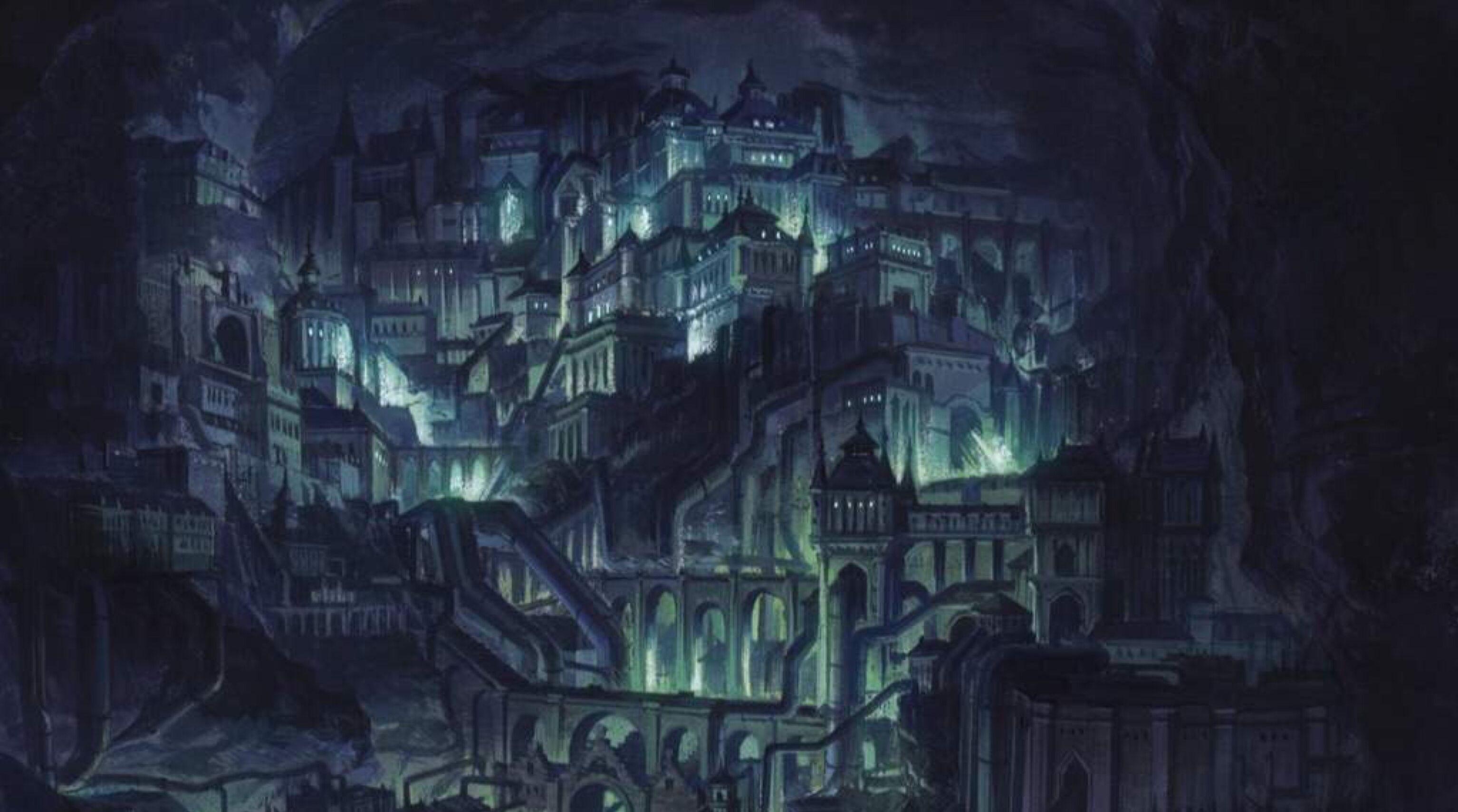 Pin By Ahiru Mangaka On Environment Seraph Of The End Anime Scenery Seraphim