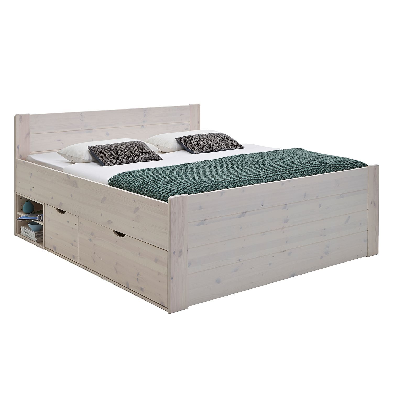 Steens Möbel massivholzbett kiefer weiß steens jetzt bestellen unter