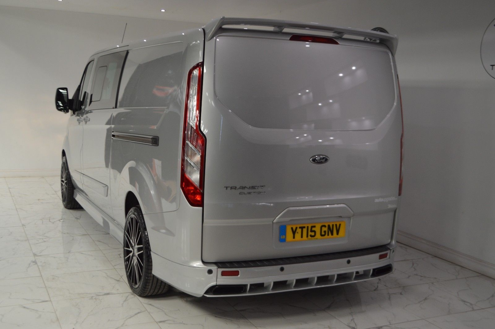 Ford Transit Custom Body Kit Made In Plastic Transit Custom