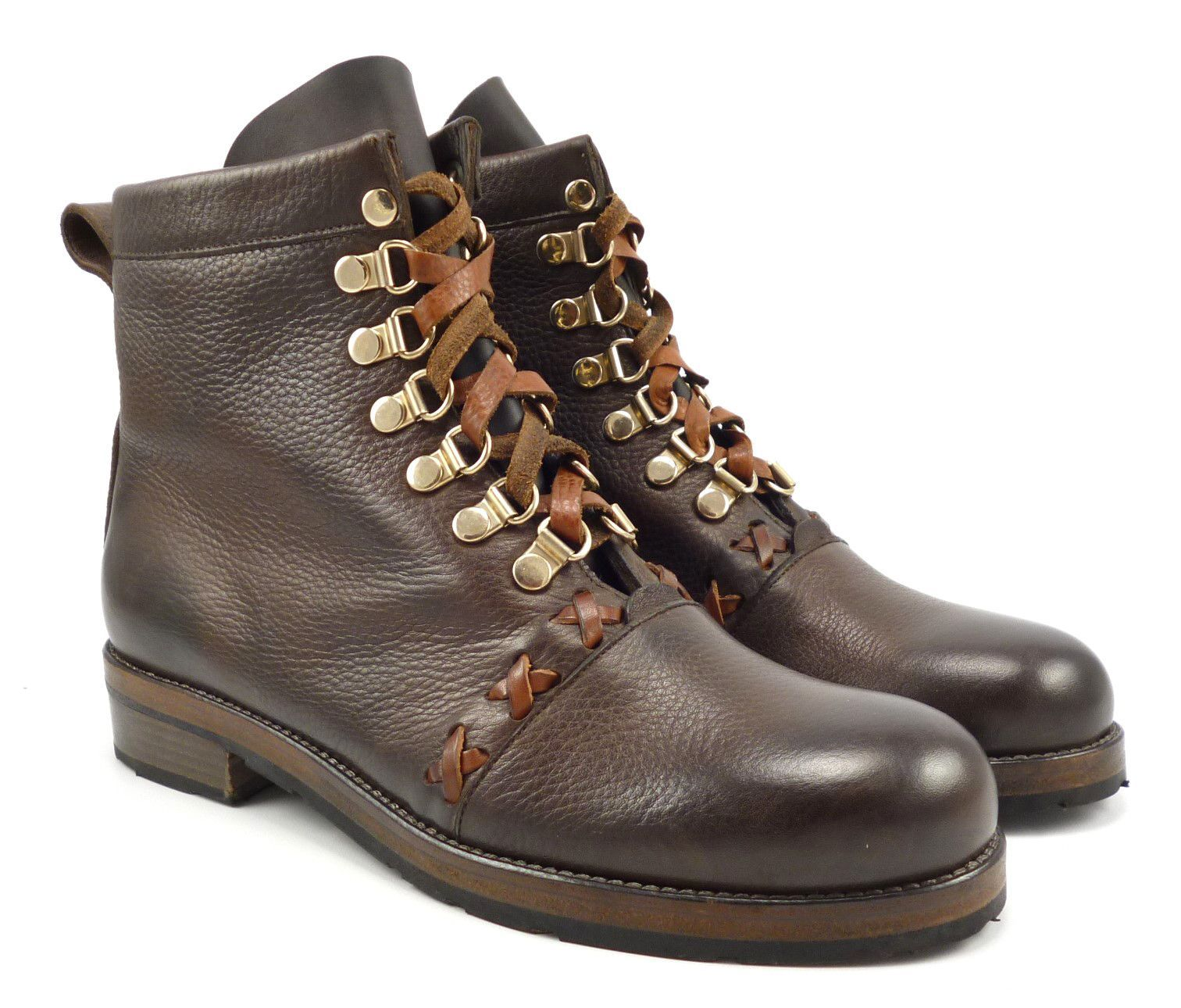 Pre-owned - Leather lace ups Ralph Lauren YqflC