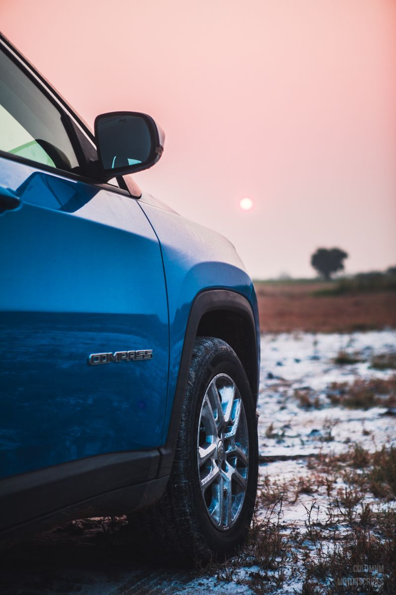Touring Gujarat In A Jeep Compass Part Ii Edge Of The White