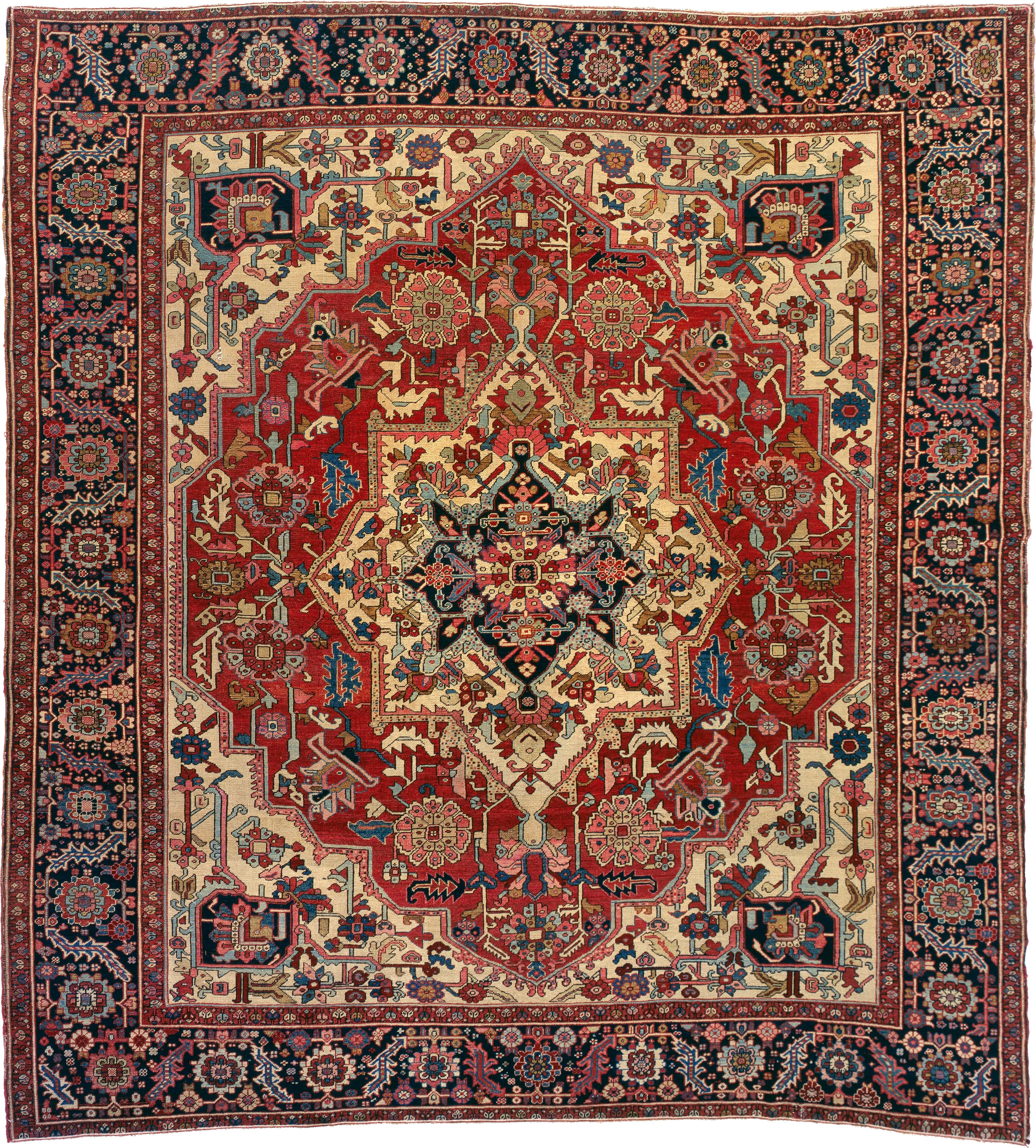 Serapi rug from our Historic Oriental Rugs CollectionRugs