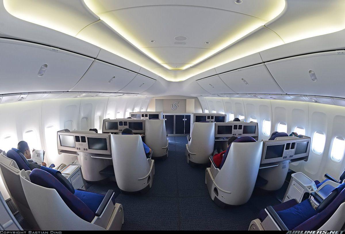 Air China Boeing 74789L B2485 (cn 41191/1499) Enroute