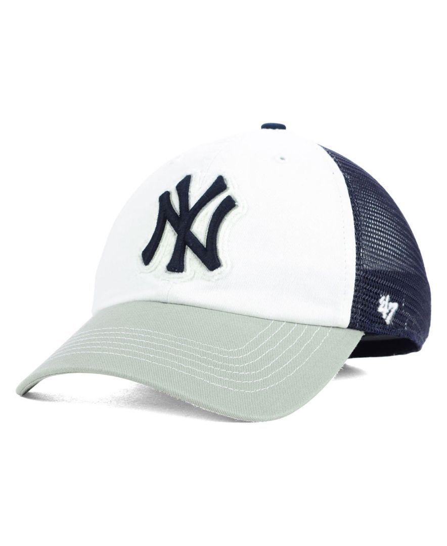f9f48c26d3ea8 47 Brand New York Yankees Privateer Closer Cap