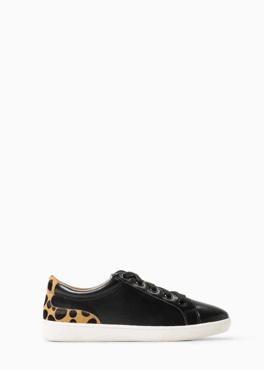 d89480ecdfa Acessórios · Sapatos · Leopard sneakers - Women