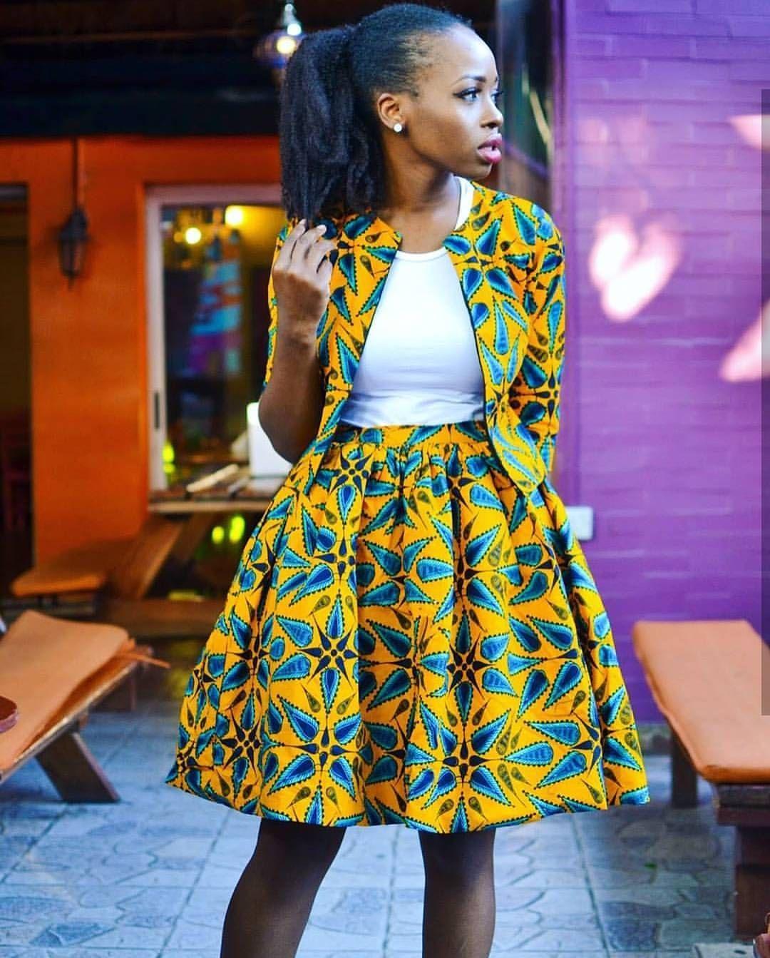 6bc4ef40d44f African Print Dresses, African Print Fashion, Africa Fashion, African  Ankara Styles, African