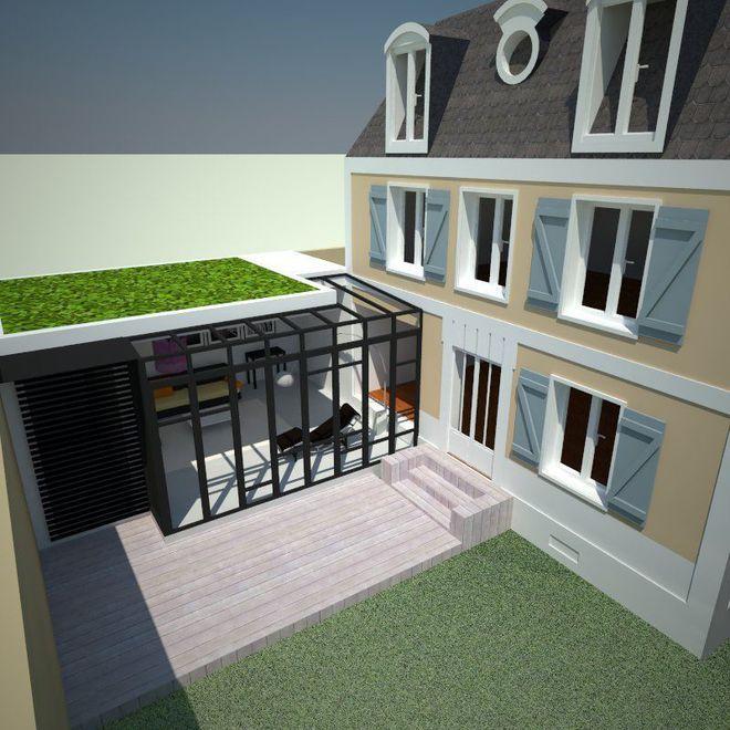 Agrandir une maison : faire une véranda, une extension, un sous-sol ...
