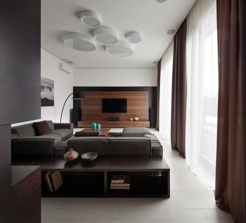 Interior architecture Two Levels by NOTT