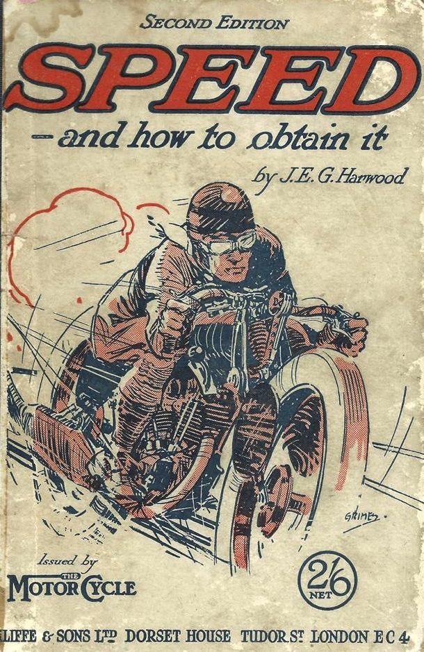 Oldandbutchered Vintage Motorcycle Posters Vintage Cafe Racer Motorcycle Artwork