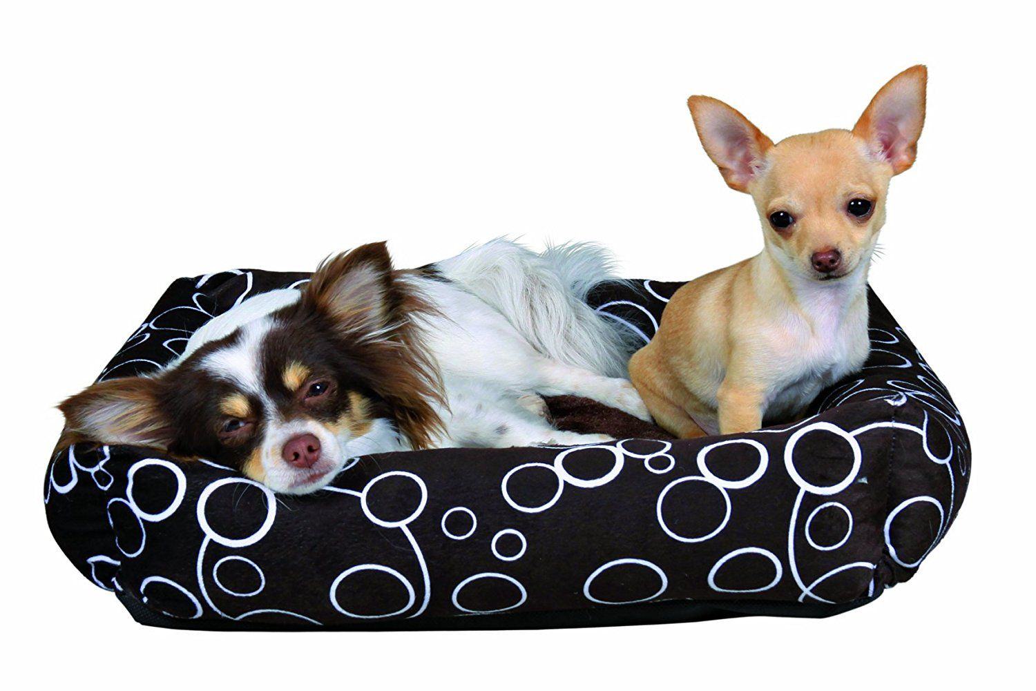 Trixie Marino Square Dog Bed, 55 x 55 cm *** Continue with