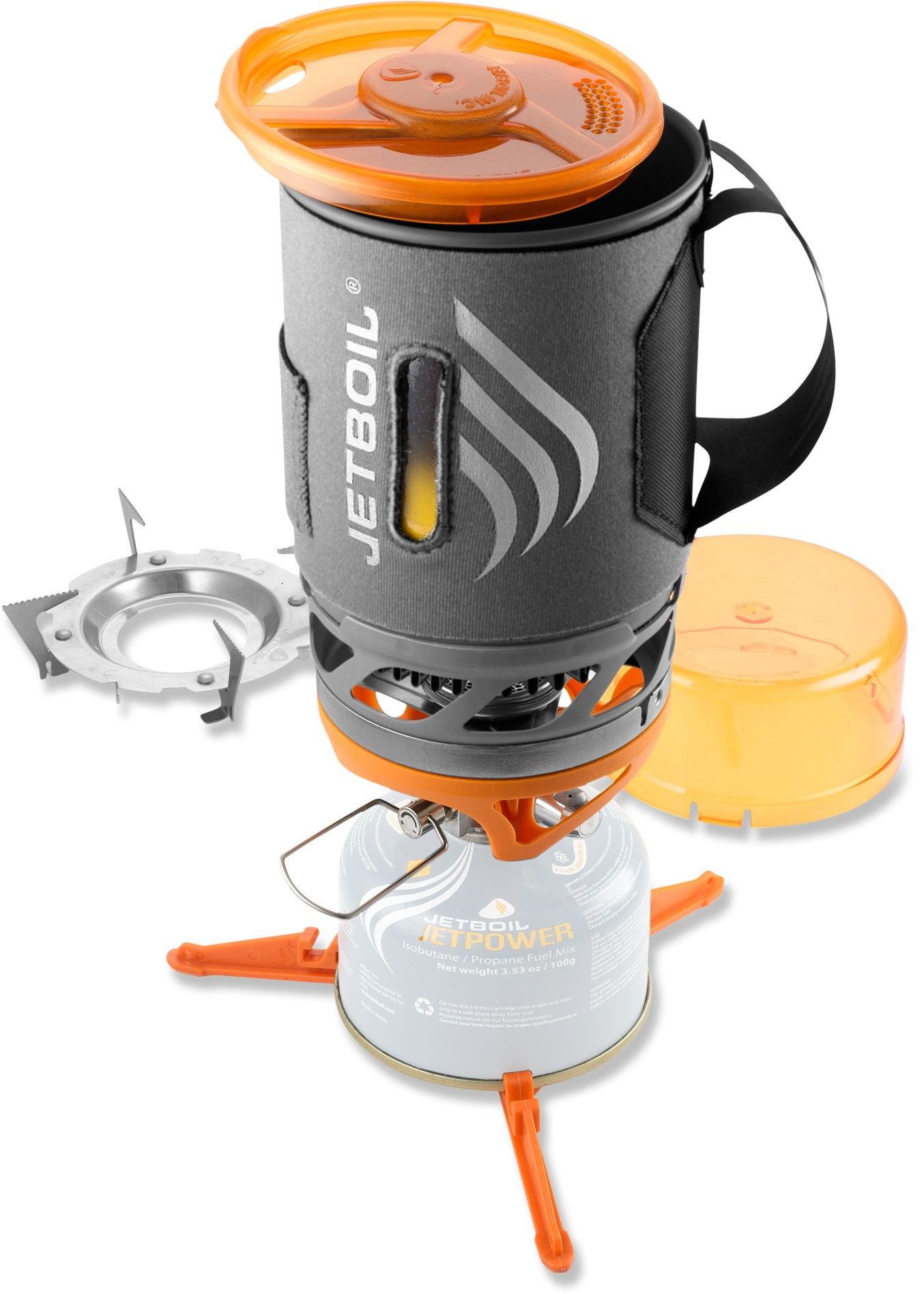 Jetboil Sol Stove Camping coffee, Camping stove, Camping