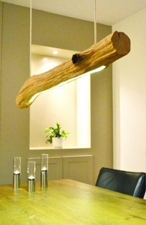 Dekorieren Sie Ihr Haus Mit Diesen 9 Ideen Fur Led Leuchten Billig Im Verbrauch Und In Der Wartung Diy Bastelideen Wood Lamps Wood Diy Diy Lighting