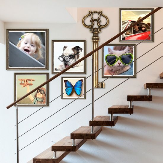 Fascinatingly Enchanting Gallery Wall Ideas For Your Home