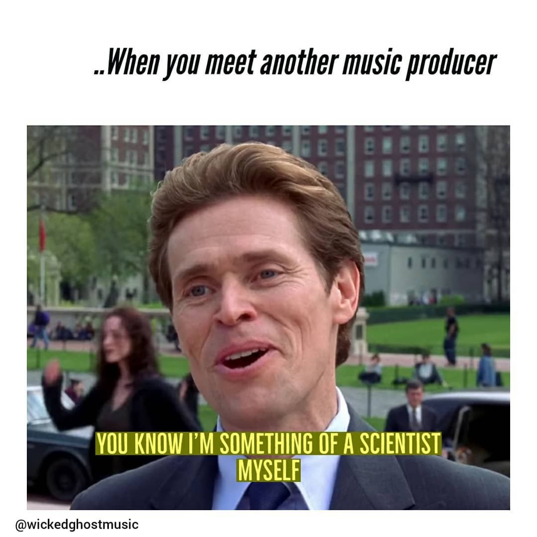 Networking In My Top Ten Of Producer Memes
