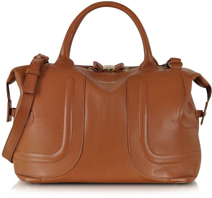 See by Chloé Kay Grained Leather Medium Handbag