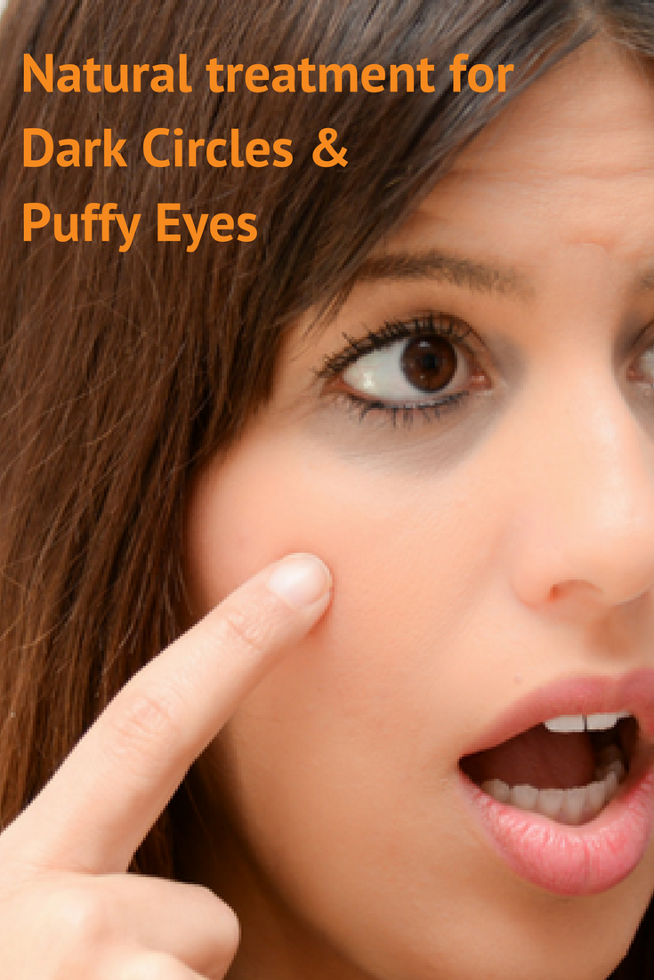 Brand New 100% Organic Skin Care For Eye Puffiness and Dark
