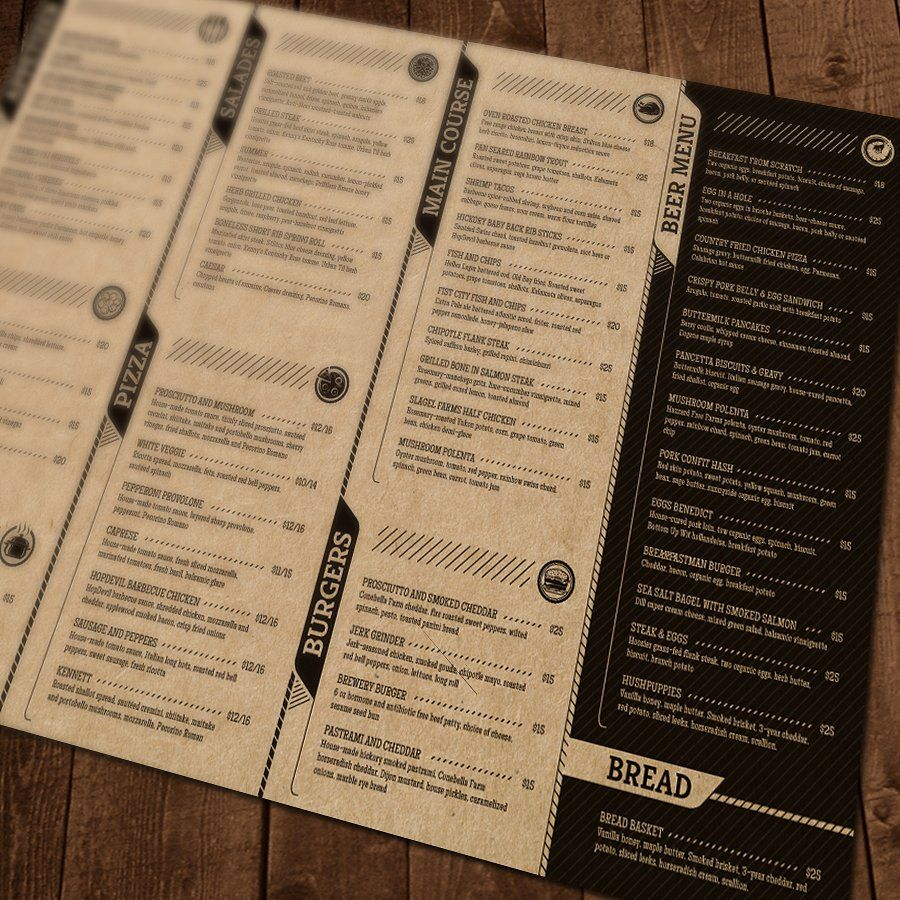 Best Food Ideas For Pub Menu