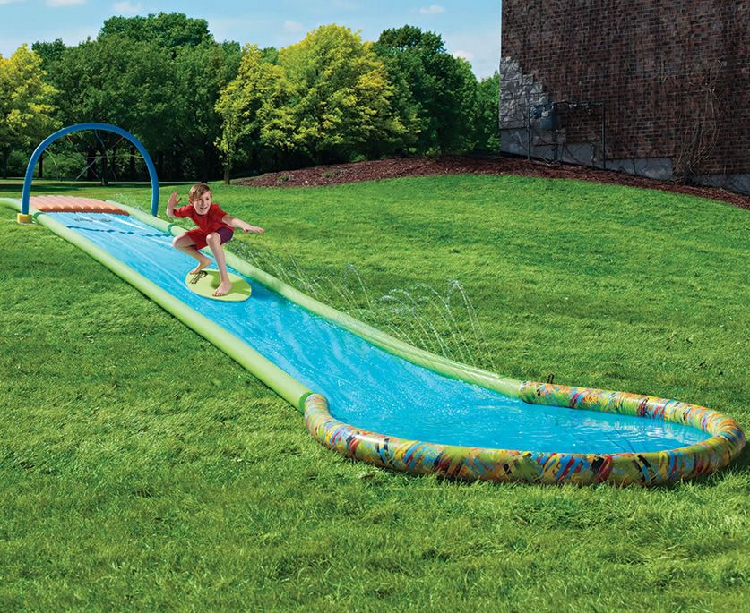 The Only Surfing Water Slide Brinquedos Para Festa Infantil