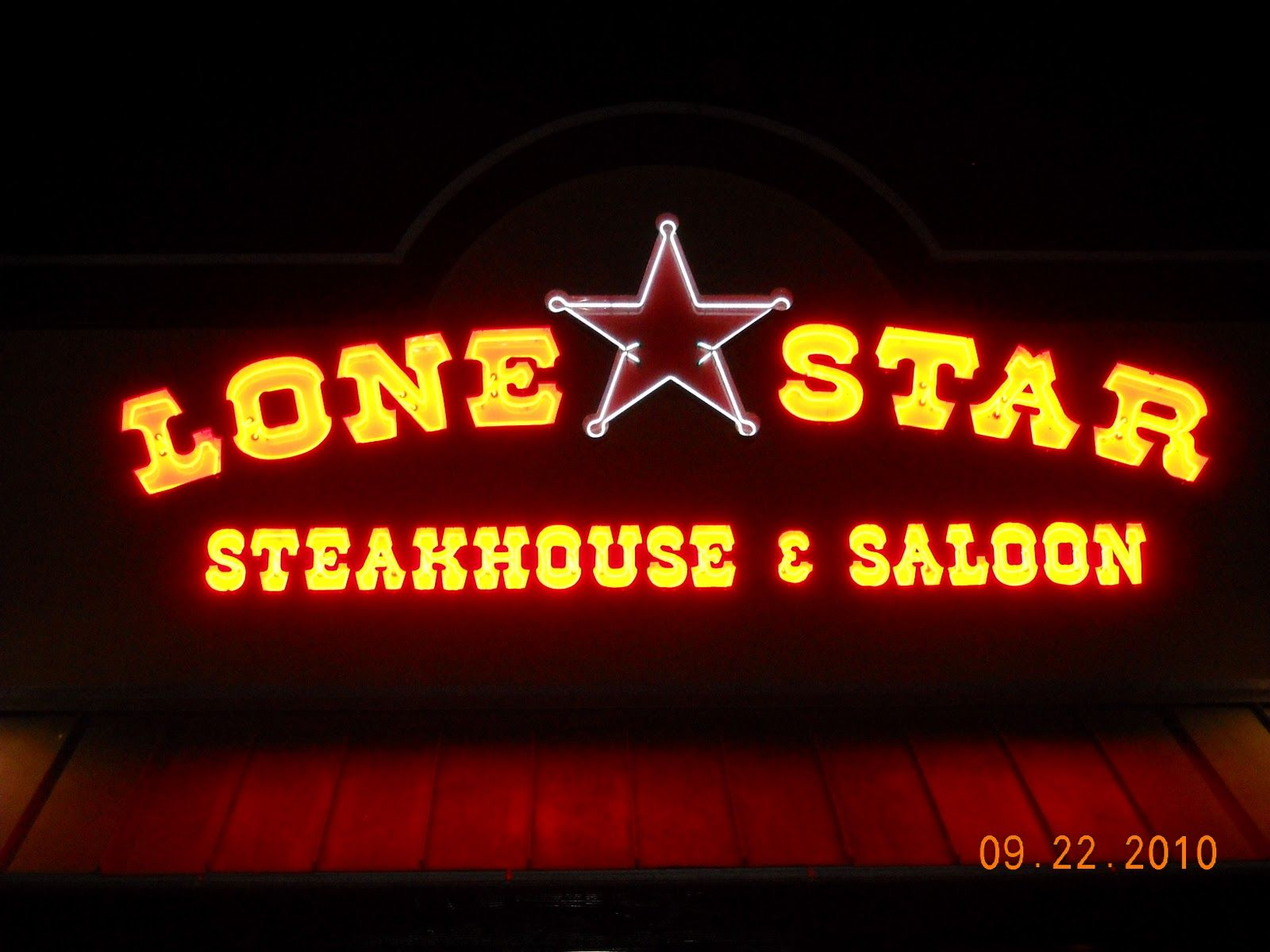 Eating My Way Through Oc Two Stepping To Lone Star Steakhouse Kids Eat Free Steakhouse Lone Star