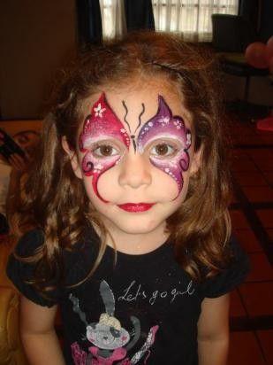 Maquillaje artístico infantil, peinados y uñas decoradas ...