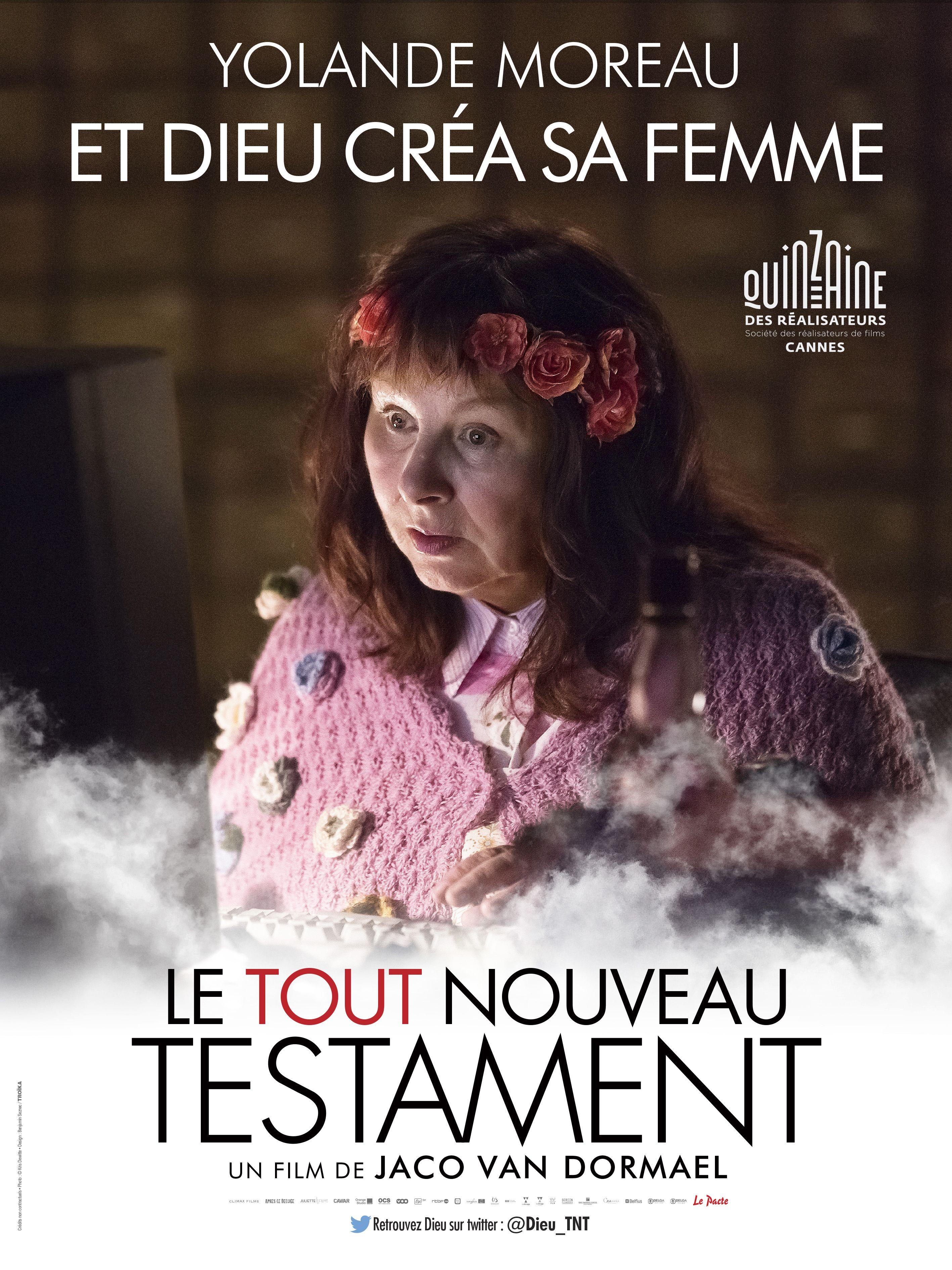 514902051970d LE TOUT NOUVEAU TESTAMENT - Jaco Van Dormael   FNC - Film posters ...