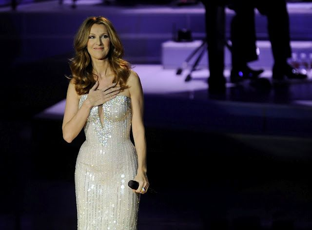 Celine Dion Voice Of An Angel Celine Dion Idees Vestimentaires Celine