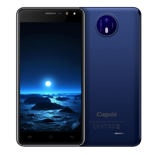 (54.99$)  Buy here - http://ai8wr.worlditems.win/all/product.php?id=PZ0030BL-EU - Cagabi ONE Smartphone 3G Smartphone 5.0 inches 1GB RAM 8GB ROM