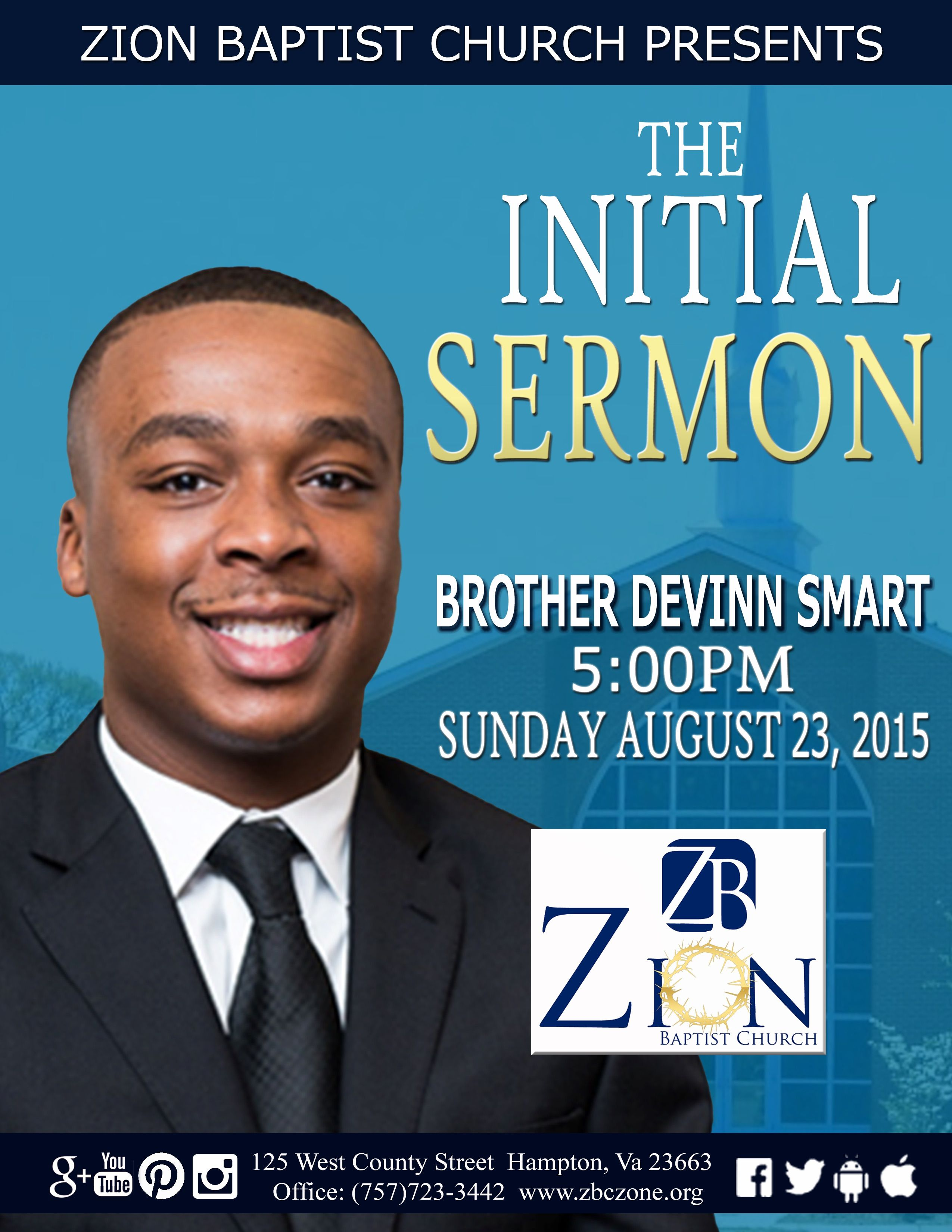 Join us at 5pm the Grace Hour on Sunday August 23rd for the