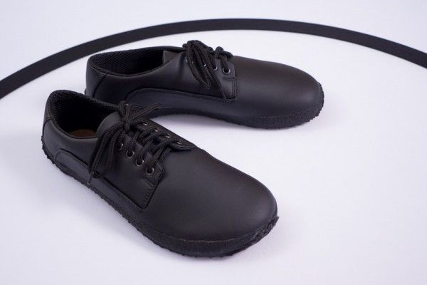 AHINSA Black Casual (Sundara) in 2019   Barefoot shoes for