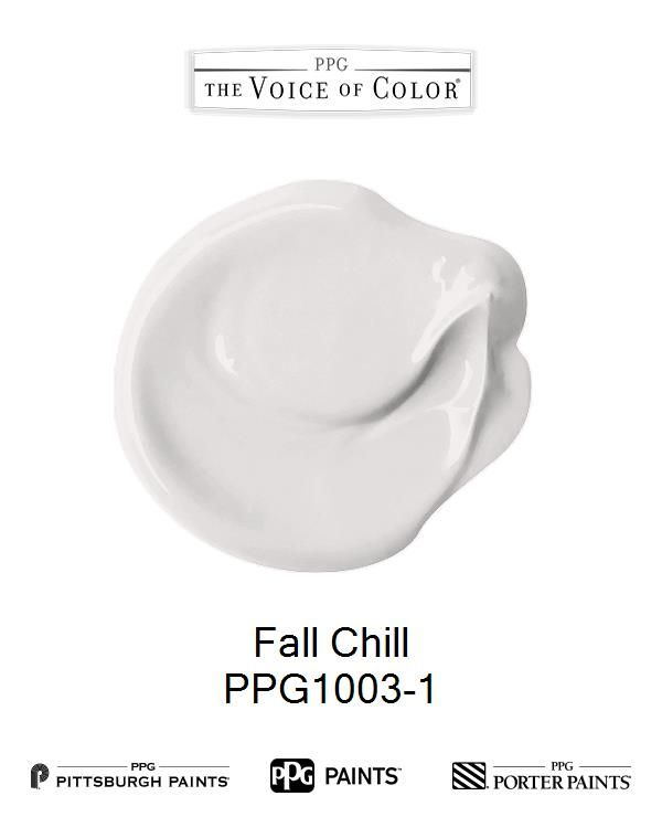 Fall Chill Is A Part Of The Purples Collection By Ppg Voice Color