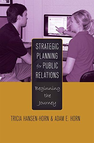 [DOWNLOAD PDF] Strategic Planning for Public Relations