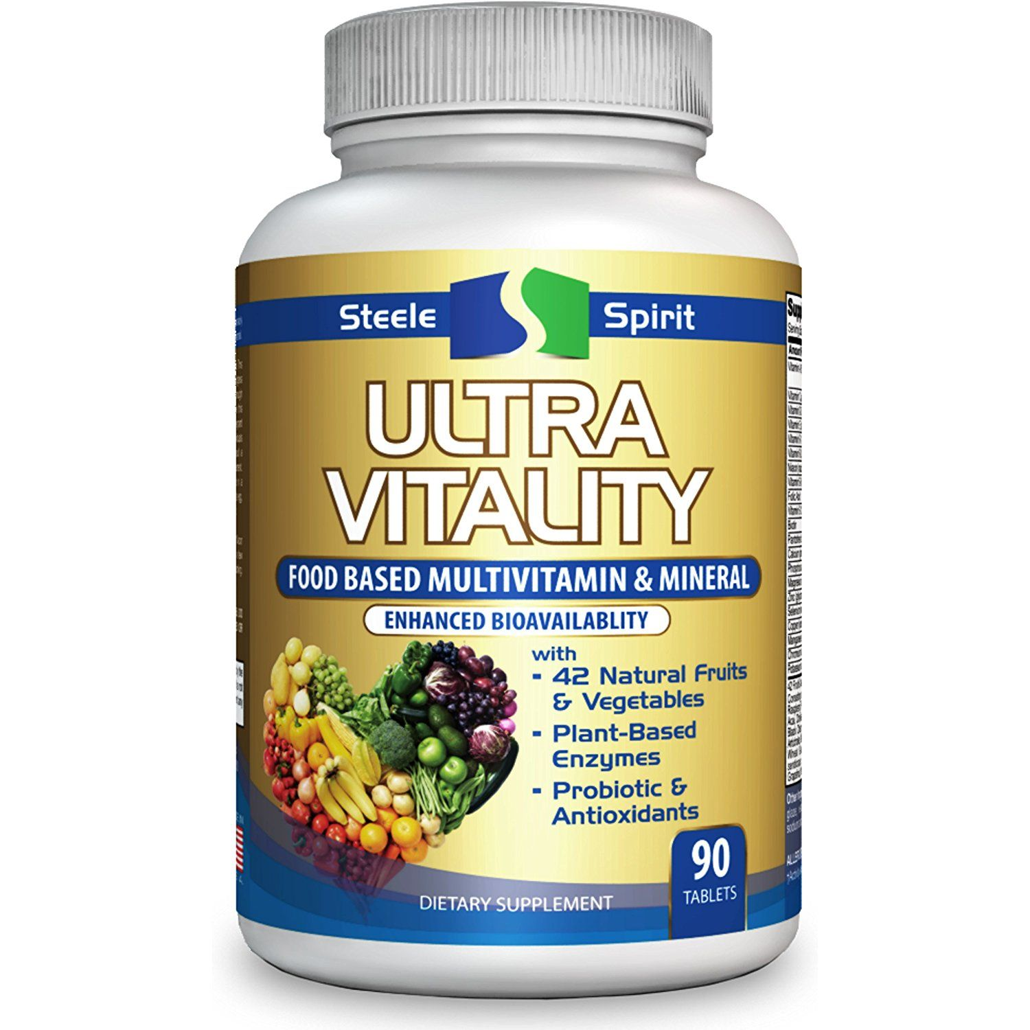Daily multivitamin for women healthhousehold whole food