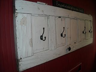 Some really neat repurposing ideas for doors.